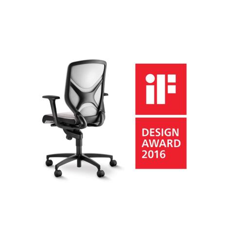 Bürostuhl design award  Büromöbel Portal - bueroszene.ch Schweiz